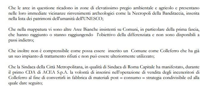 roma città metropolitana rifiuti regione lazio - 3