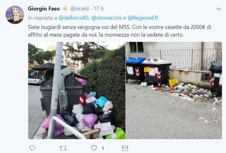 roma emergenza rifiuti 1