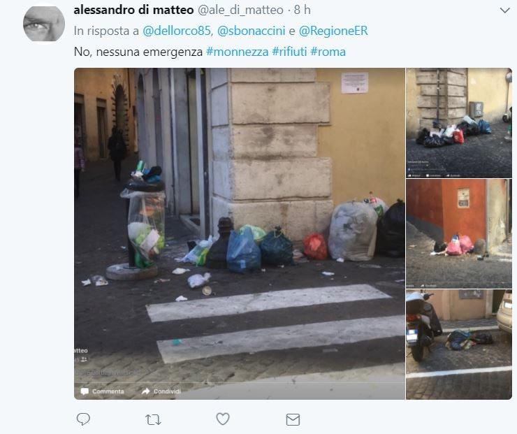 roma emergenza rifiuti 2