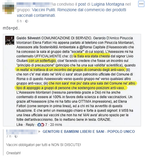 salvini m5s vaccini elezioni - 1