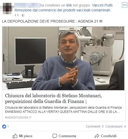 complotto perquisizione finanza gatti montanari nanodiagnostics - 2
