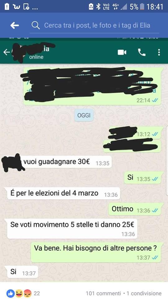 giuseppe d'ambrosio voto 30 euro pd 3
