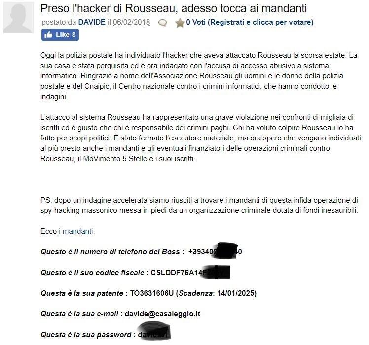 hacker rousseau rogue
