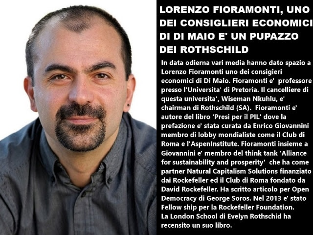 lorenzo fioramonti m5s rothschild rockefeller soros -1