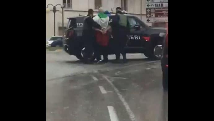 macerata sparatoria arresto