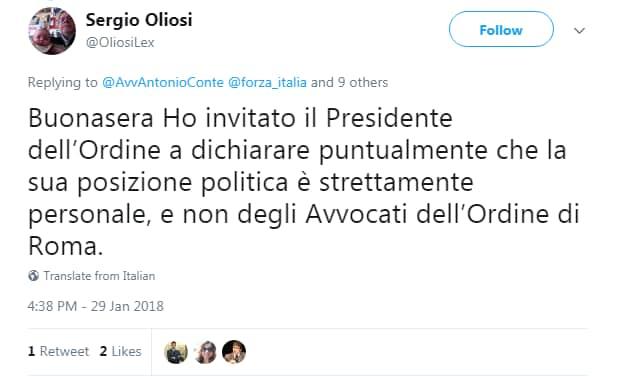 mauro vaglio ordine avvocati roma proteste dimissioni - 9