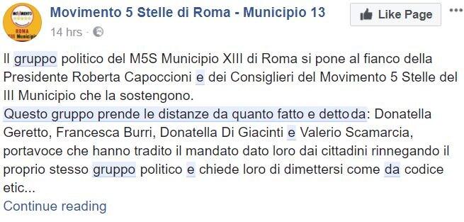 roberta capoccioni m5s roma 3