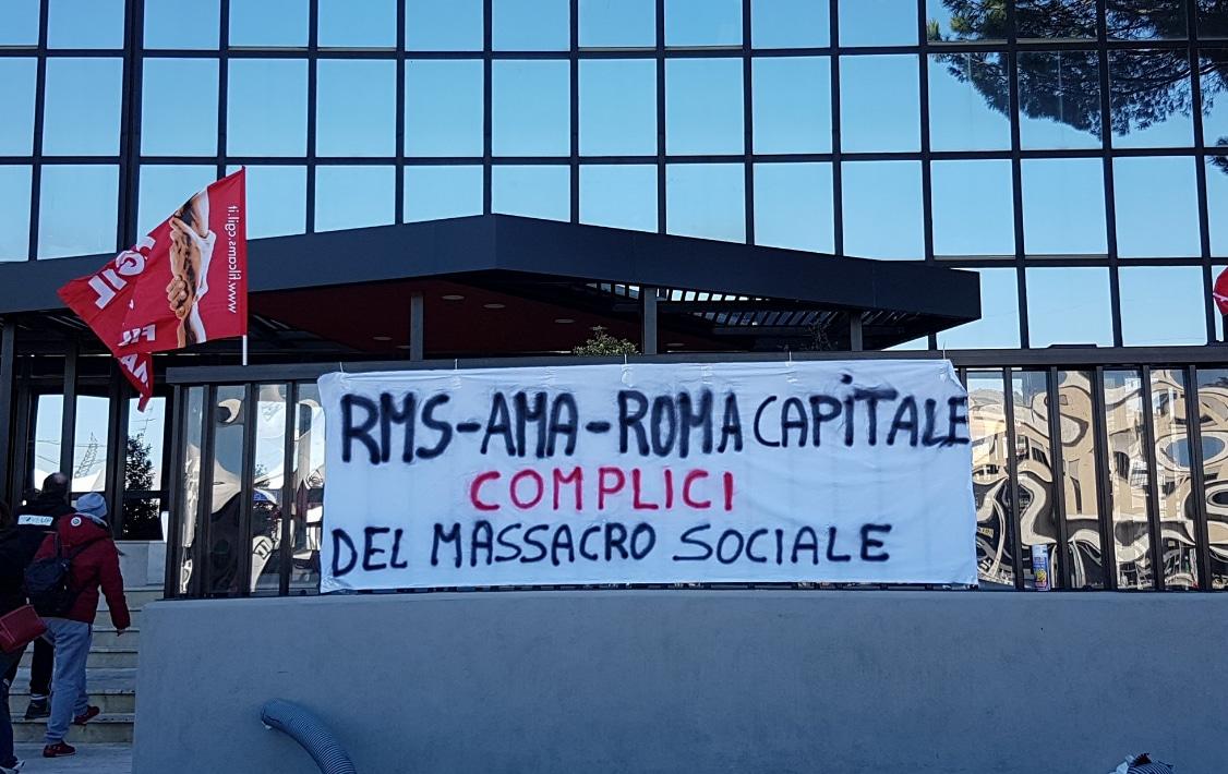 roma multiservizi trenta licenziamenti - 8