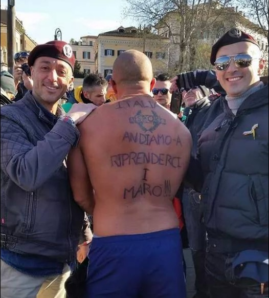 simone carabella fratelli d'italia pappalardo pd no vax - 2