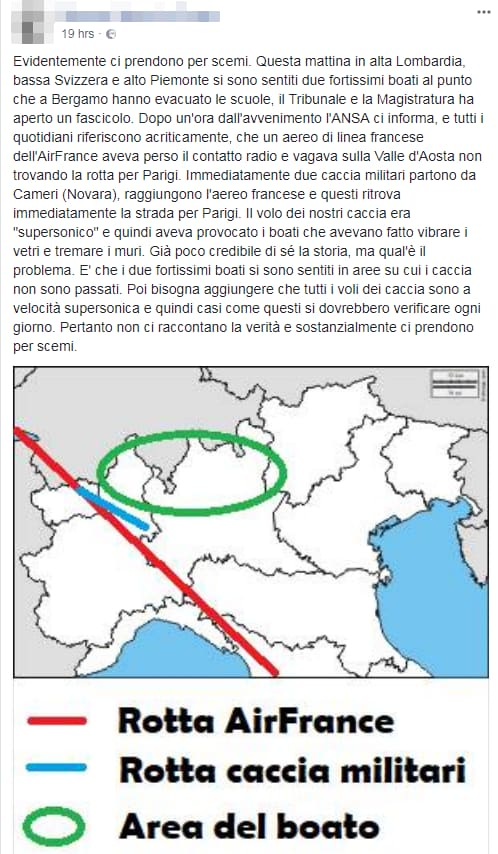 eurofigher istrana air france boati lombardia complotto scie chimiche haarp- 5