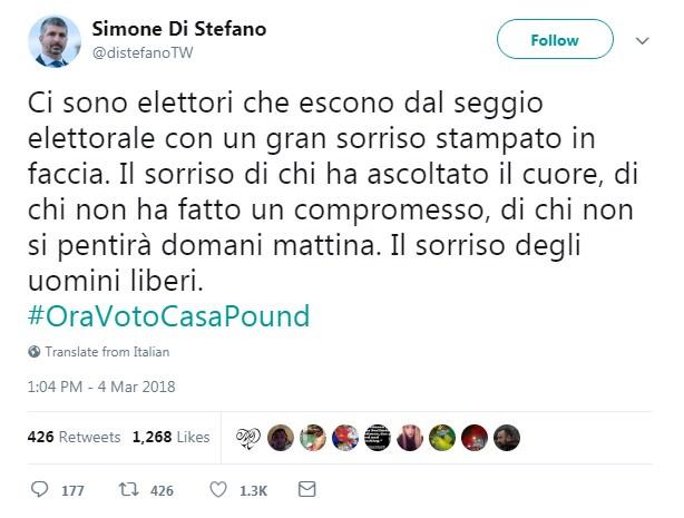 forza nuova casa pound sconfitta politiche 2018 di stefano - 6