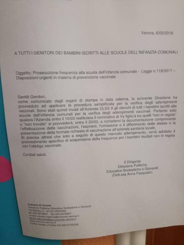 free vax 10 marzo scuola lorenzin vaccini - 9
