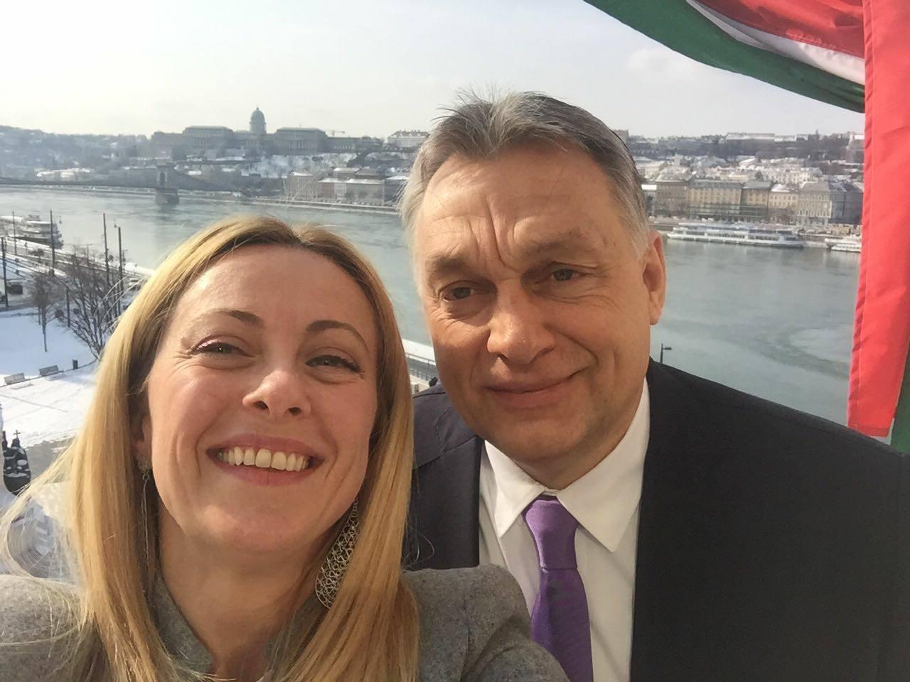 """Giorgia Meloni torna a dire che il Recovery Fund è """"soprattu"""