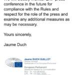 salvini giornalisti strasburgo stampa - 8