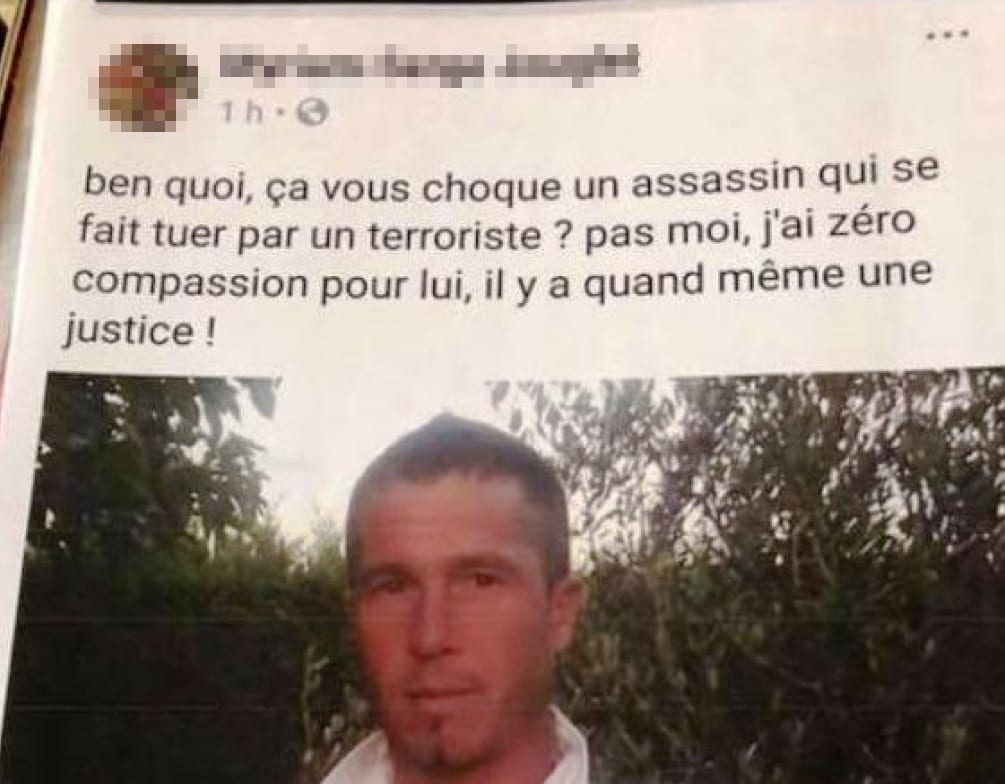 vegana macellaio ucciso Radouane Lakdim terrorista francia condanna - 1