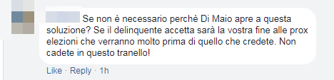 appoggio esterno forza italia m5s governo di maio - 7