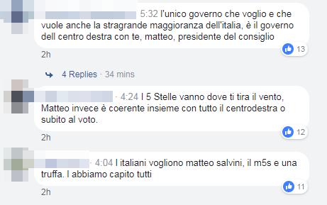 appoggio esterno forza italia m5s governo di maio - 9