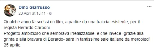 giarrusso m5s staff lombardi film - 7