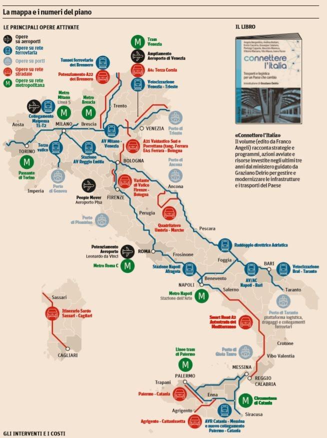 infrastrutture 140 miliardi 1