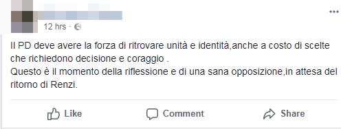 renziani pd incarico roberto fico m5s confronto - 4