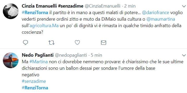 #renzitorna 1