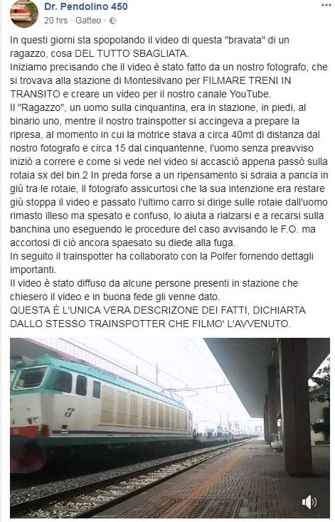 video stazione montesilvano treno rotaie dr pendolino 450 - 6