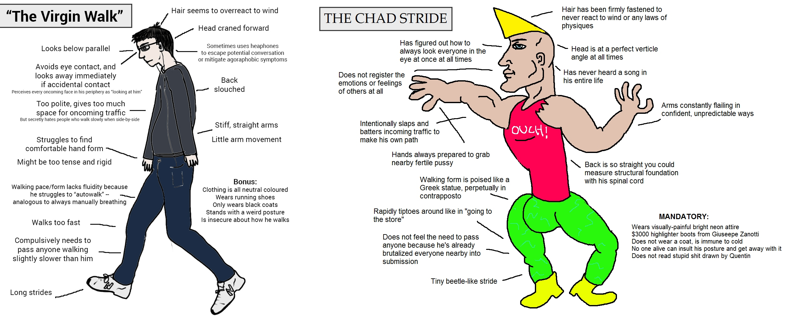 virgin-chad stacy incel - 1