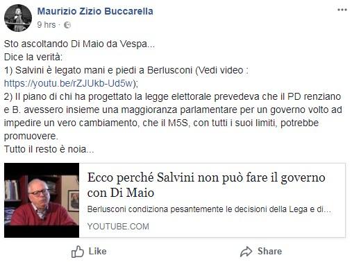 buccarella salvini lega berlusconi contratto simbolo - 1