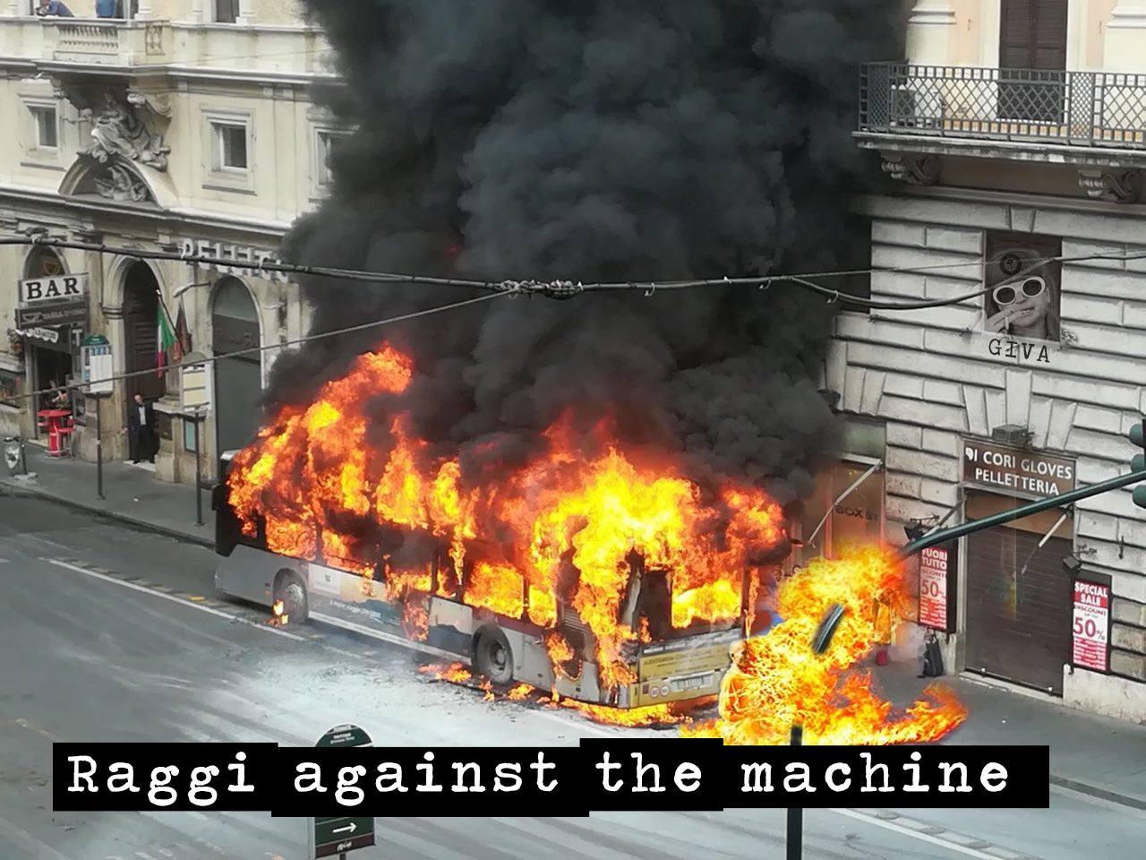 flambus atac via tritone esplosione cause - 1