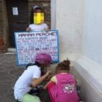 free-vax protesta chiese esclusione materne - 4