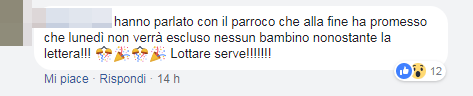 free-vax protesta chiese esclusione materne - 7