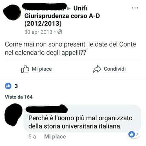 Unifi Calendario Esami.Cosa Pensano Gli Studenti Dell Universita Di Firenze Del
