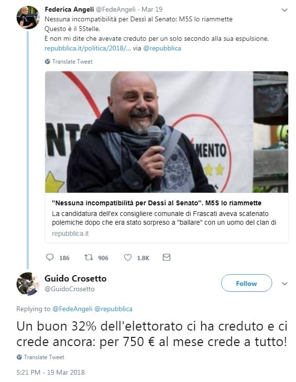 guido crosetto governo salvini di maio m5s lega - 2