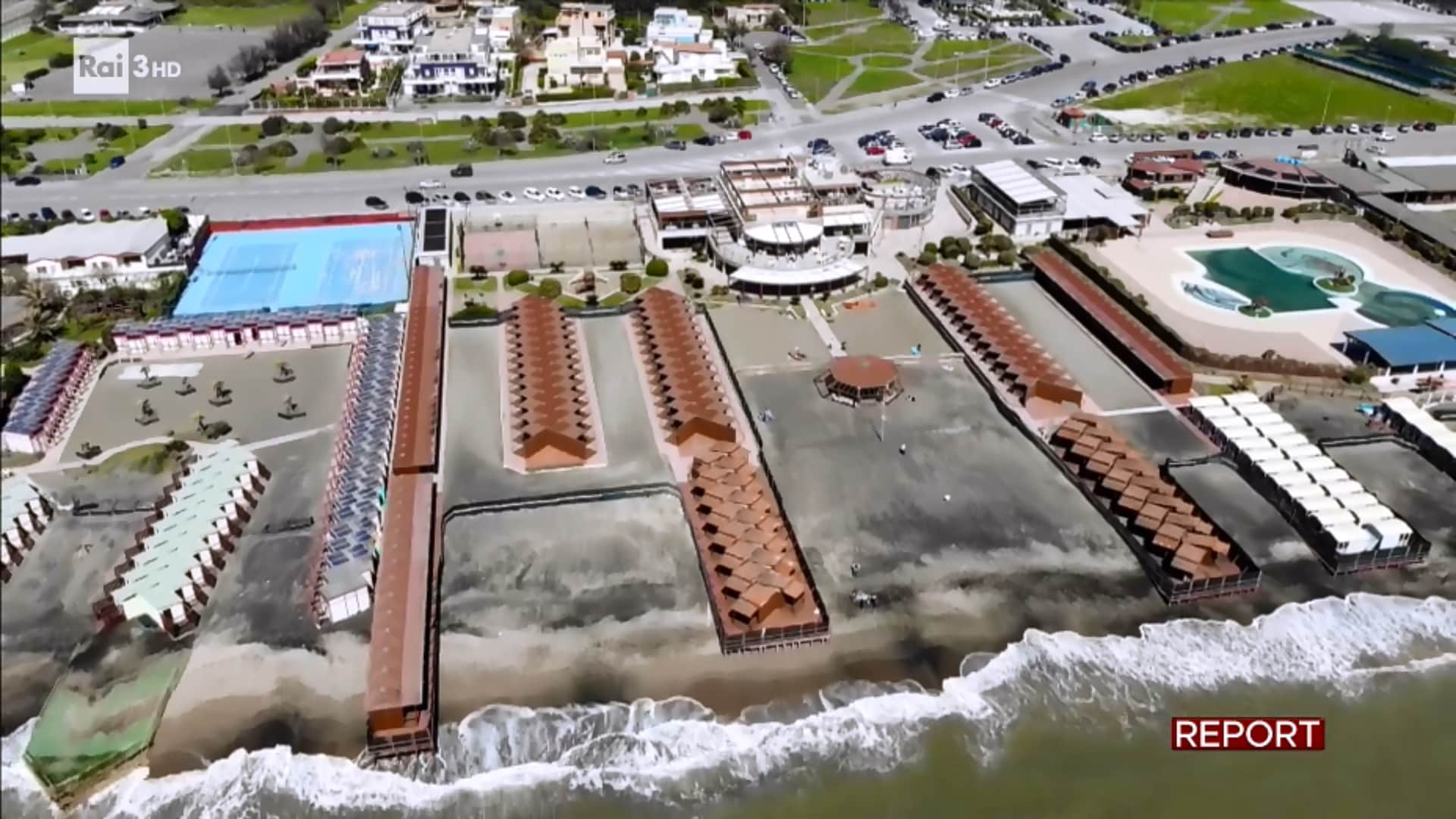 report ostia balneari libera spiaggia m5s paolo ferrara - 1