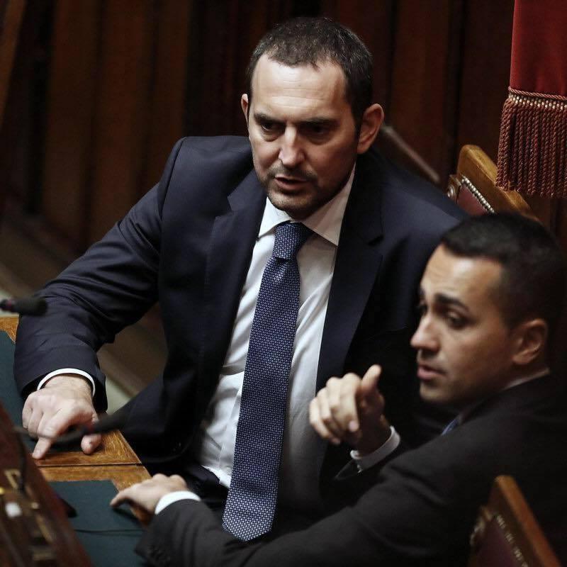 vincenzo spadafora m5s lega governo premier - 1