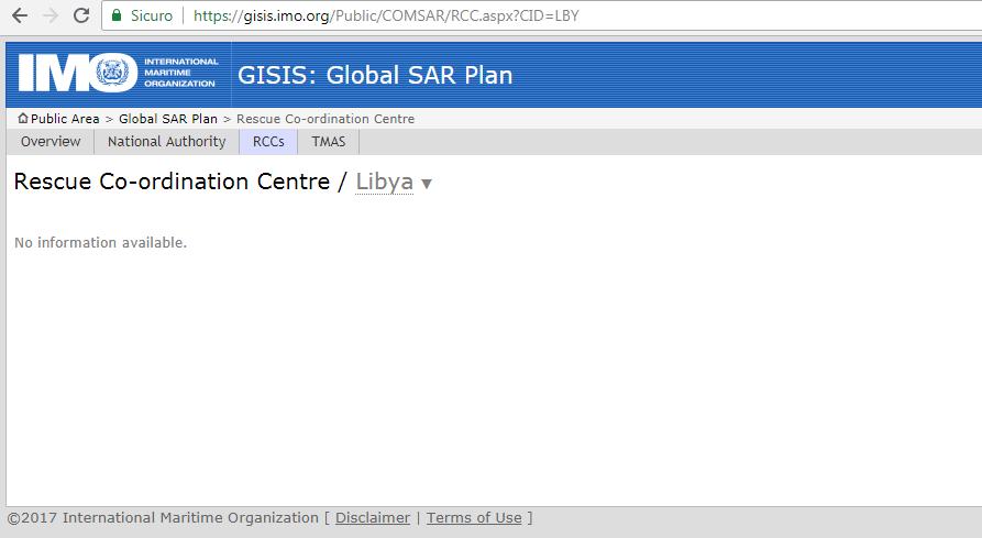 RCC Libia zona sar - 1