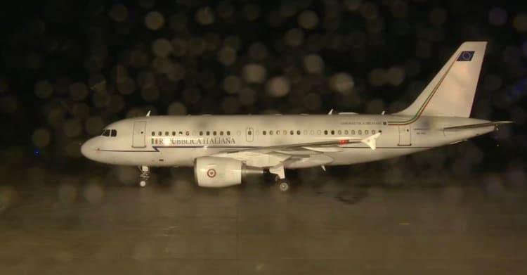 air force renzi bufala pd conte canada volo di stato - 4