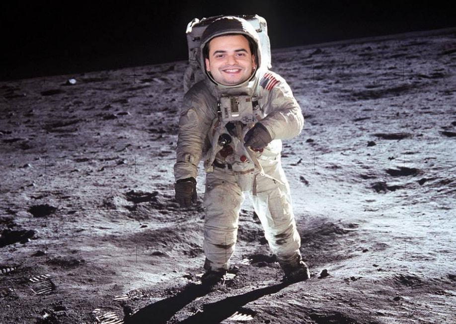 carlo sibilia allunaggio fake moon landing hoax - 5