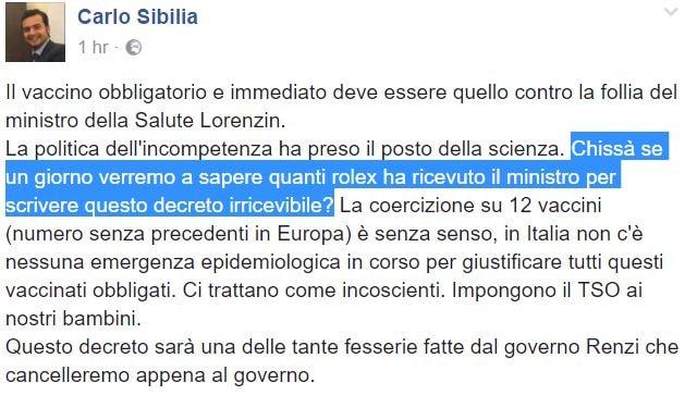 carlo sibilia sottosegretario ministero interno - 4