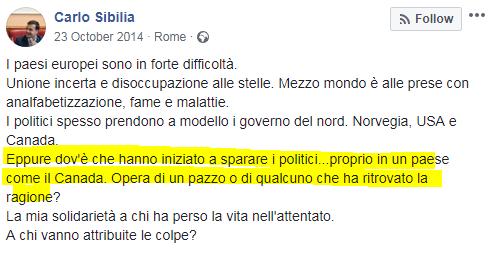carlo sibilia sottosegretario ministero interno - 8