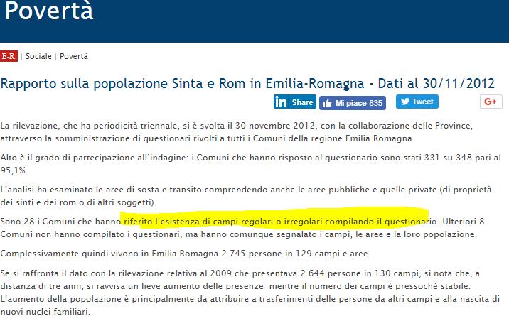 censimento rom schedatura etnica salvini emilia romagna - 6