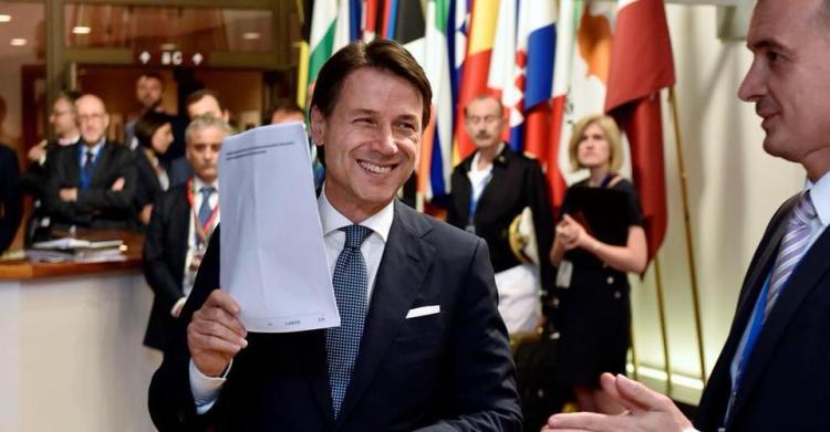 Manovra, OK DALLA UE all`Italia: stop alla procedura di infrazione