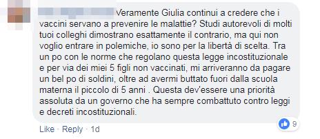 gaetti sìamo miedico blundo vaccinazioni obbligatorie - 2