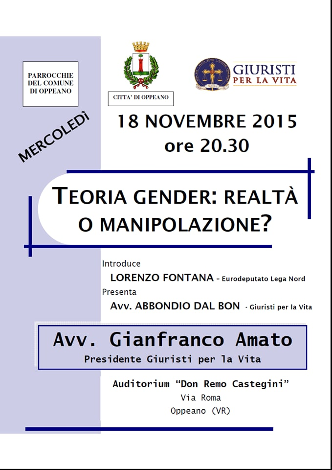 lorenzo fontana gender omofobia ministro famiglia - 8