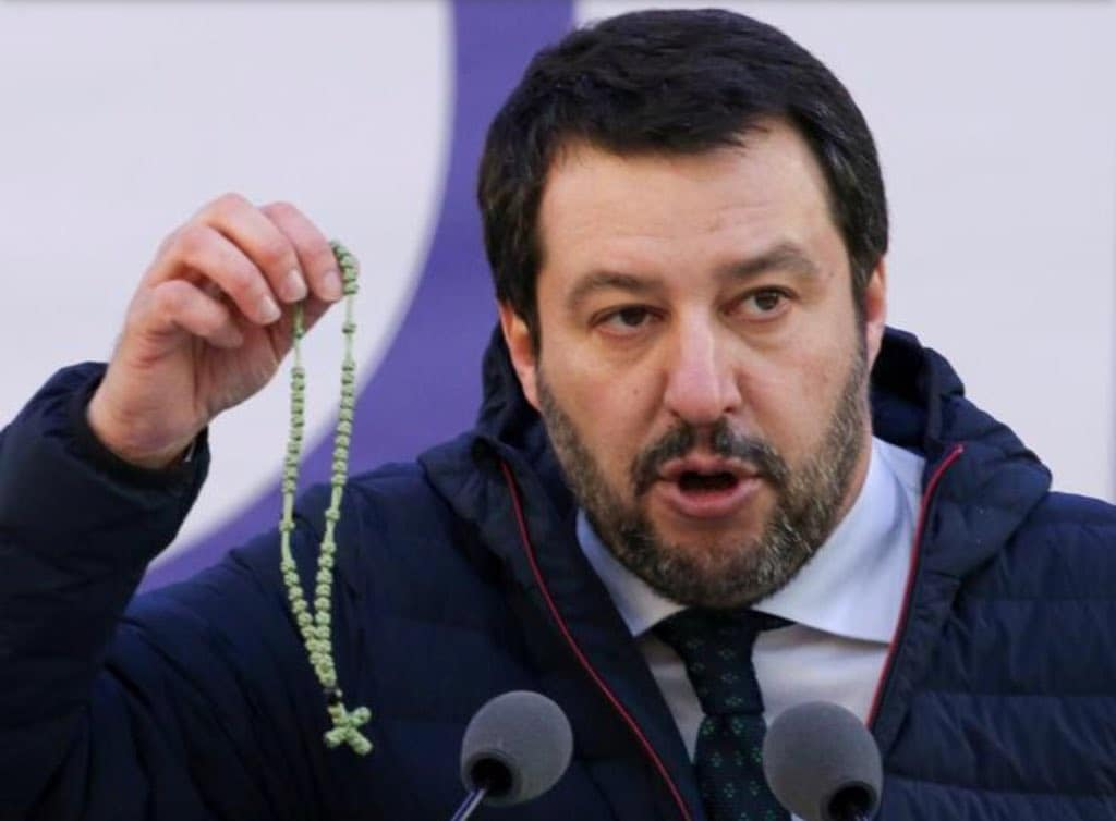 matteo salvini rosario