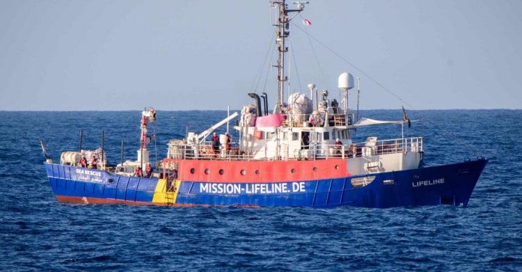 Long Lifeline E Il Mistero Della Bandiera Olandese Nextquotidiano