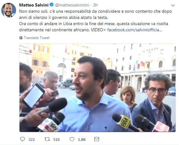 responsabilità penali internazionali italia salvini porti chiusi - 3