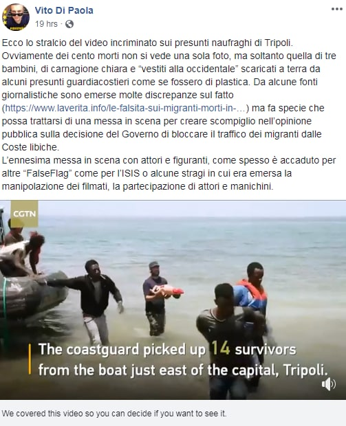 bambini morti libia foto fake bambolotti reborn - 6