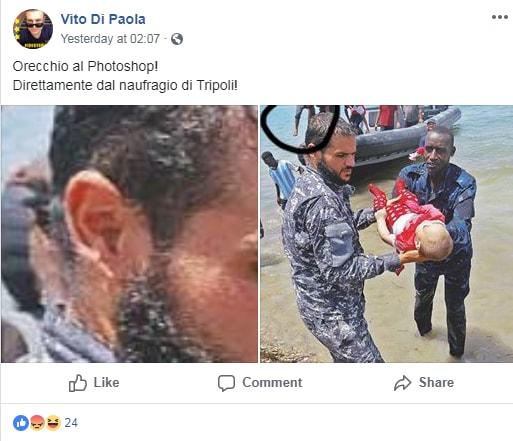 bambini morti libia foto fake bambolotti reborn - 7