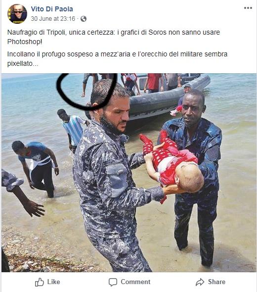 bambini morti libia foto fake bambolotti reborn - 8